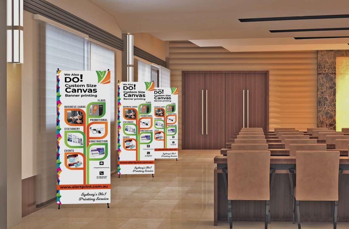 corporate printing banners
