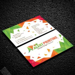 Embossed business cards alert printing deluxe business cards colourmoves