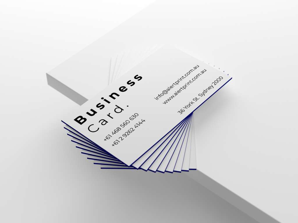 Business cards get best quality for your business in york street alert printing business cards reheart Images