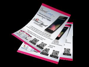 alert printing flyers