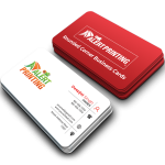 Business Cards Size 90 x 55 Rounded