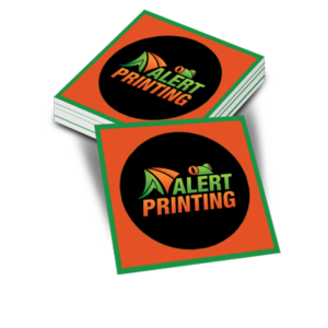 alert printing business card printing services