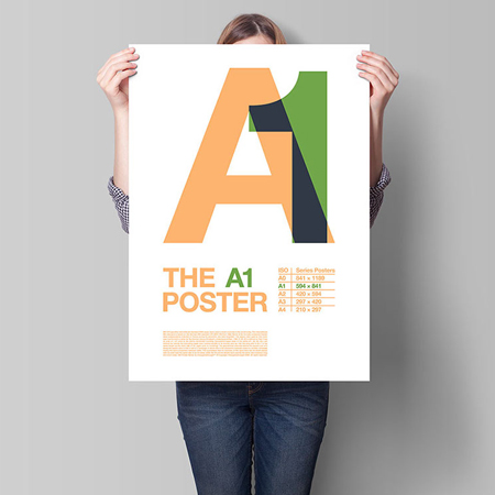 A1size poster printing sydney