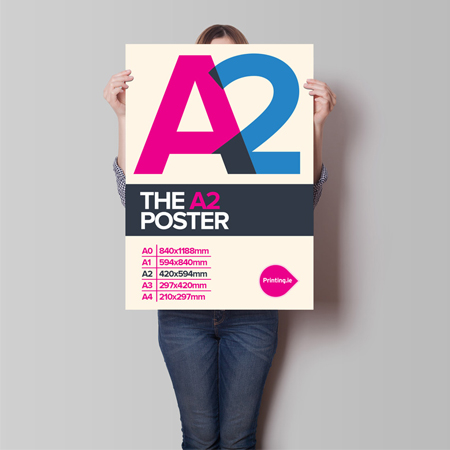 A2size poster printing sydney