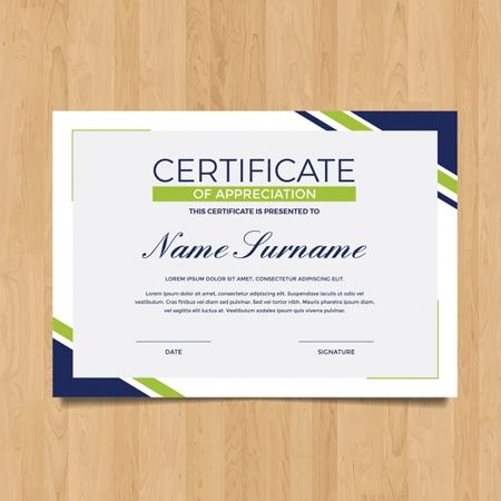 certificates printing